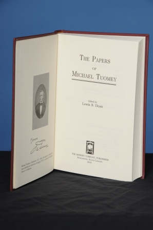 THE PAPERS OF MICHAEL TUOMEY. Lewis S. Dean, ed.