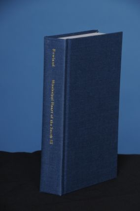 HISTORY OF MISSISSIPPI, THE HEART OF THE SOUTH, Vol. III, (Biographical)